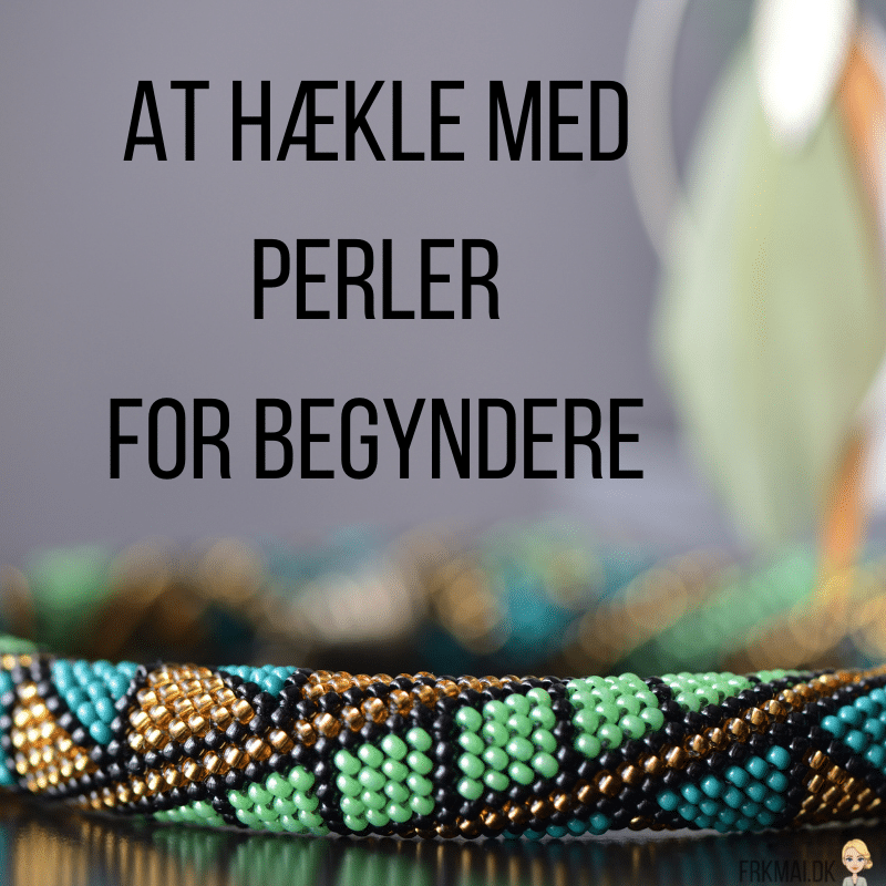 Perlearmbånd for begyndere
